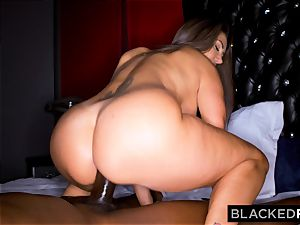 BLACKEDRAW Ava Addams Is screwing big black cock And Sending pics To Her husband