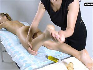 Lika Volosatik killer unshaved massage