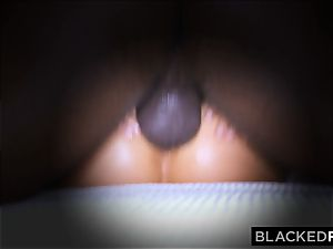 BLACKEDRAW wifey likes his thick ebony fuckpole a little too much