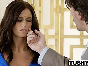 TUSHY first-ever anal invasion For super-fucking-hot wifey Whitney Westgate