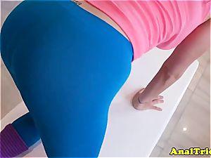ass fucking after yoga