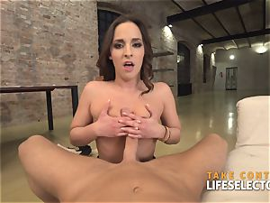 Amirah Adara - handsome Glasses (point of view)