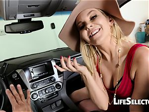lippy mummy Aaliyah enjoy gives a dt in your car