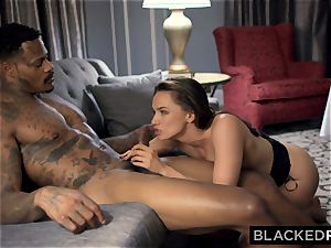 BLACKEDRAW wifey Lies To spouse To Hook Up with big black cock