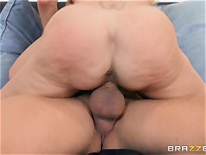 Brandi love boinked in her humid honeypot