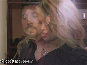 Heather star gets a man-meat deal in the boardroom