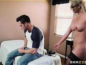 Johnny Castle boning mind-blowing light-haired Phoenix Marie
