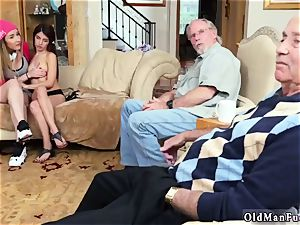 senior man spunk first time Maximas Errectis
