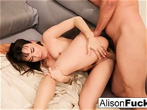 threeway of sexual power and lots of drilling