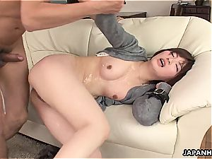 cuckold asian wifey nailed in a humid session