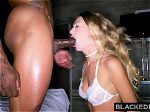 Natalia Starr gets porked by a giant black brotha