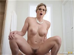 Cory chase boinked in the shower