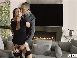 VIXEN seductive Real Estate Agent Gets punished