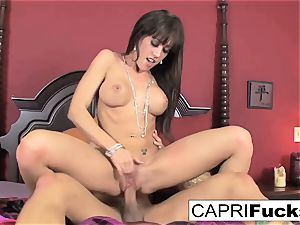 Capri Needs A good stiff bang