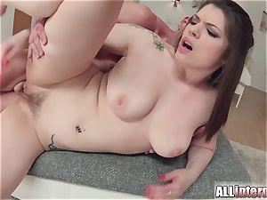 Allinternal black-haired tastes her buttfuck internal cumshot