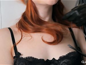 shocking redheads Kendra James and Crystal Clark