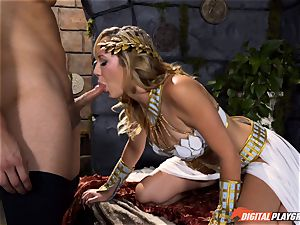 Brett Rossi knows how to heal an eager weenie
