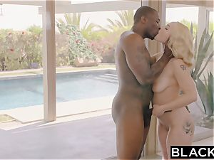 BLACKED curvaceous light-haired Cheats on beau With bbc