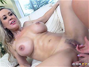 Brandi enjoy frolicking with her pals