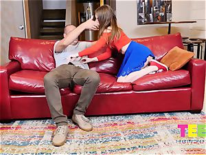 super hot nubile Melody Marks plumbs A Married dude