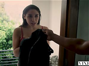 VIXEN Abella Danger Gets Locked Out And Has passionate hook-up With Neighbor